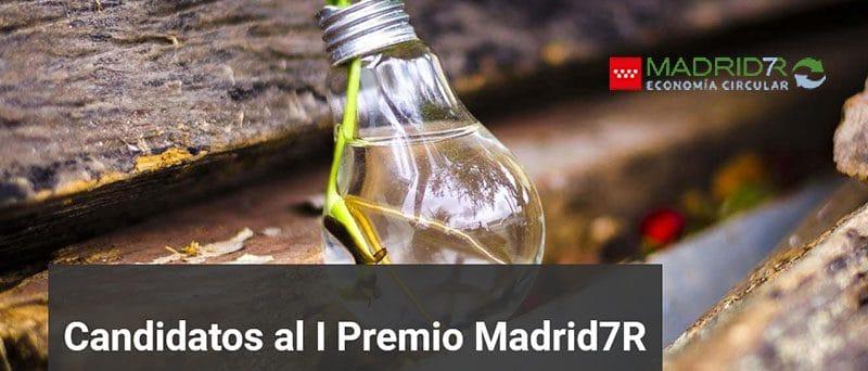 Residuo Zero Candidatos al I Premio Madrid7R