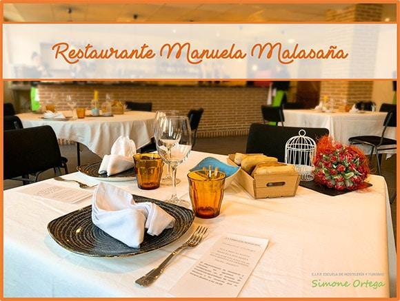 Restaurante Manuela Malasaña